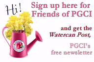 Sign up for the Watercan Post!